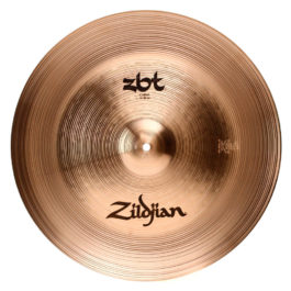 Zildjian 18″ CYMBAL   ZBT  CHINA