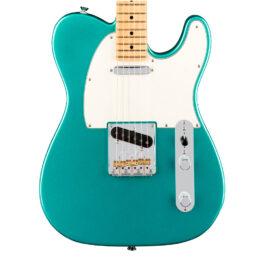 Fender American Professional Telecaster® – Maple Fretboard – Mystic Seafoam