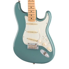 Fender American Professional Stratocaster® Guitar  – Maple Fingerboard – Sonic Gray