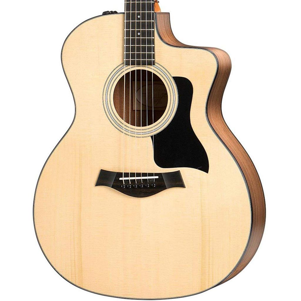 Taylor Tg114ce Acoustic Guitar Cutaway With Walnut Back And Sides Paul Bothner Music Musical Instrument Stores