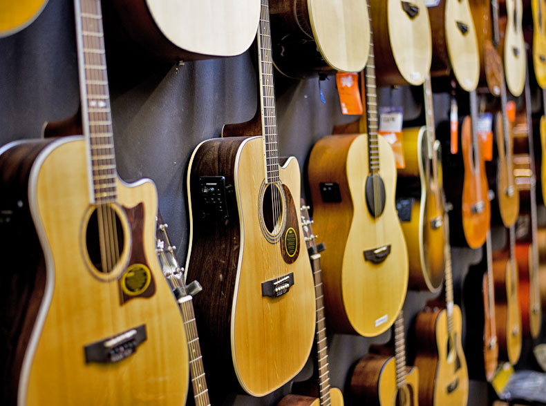 Guitar Buyers Guide