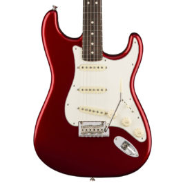 Fender American Professional Stratocaster® – Rosewood Fretboard – Candy Apple Red