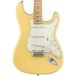Fender Player Series Stratocaster® – Maple Fretboard – Buttercream