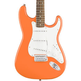 Squier Affinity Stratocaster® Electric Guitar – Competition Orange