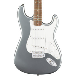 Squier Affinity Stratocaster® Electric Guitar – Slick Silver