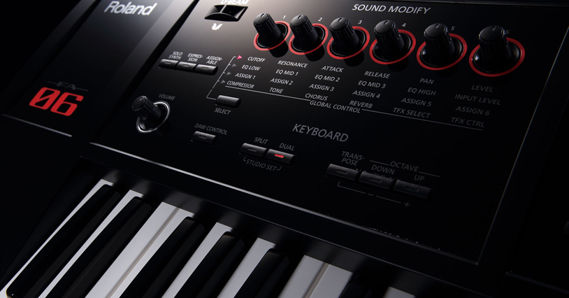 Live Performance Synthesizers