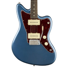 Fender AMERICAN PERFORMER JAZZMASTER®Rosewood Satin Lake Placid Blue