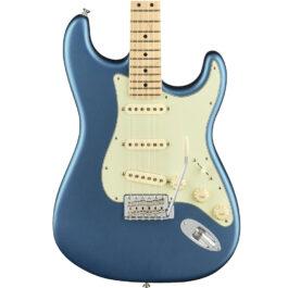 Fender American Performer Stratocaster® – Maple Fretboard – Satin Lake Placid Blue