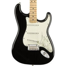 Fender Player Series Stratocaster® – Maple Fretboard – Black