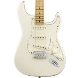 Fender Player Series Stratocaster® – Maple Fretboard – Polar White