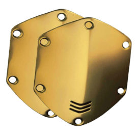 V-Moda OVER EAR KIT SHIELD GOLD