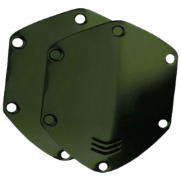 V-Moda OVER EAR KIT SHIELD MATTE GREEN