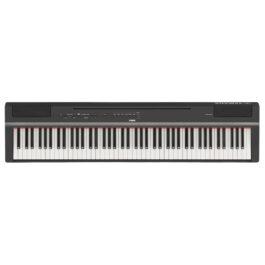 Yamaha P125B 88 Key Digital Piano