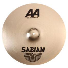 """Sabian CYMBAL – 16"""" CRASH THIN AA"""