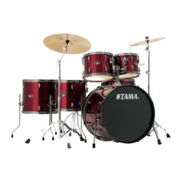 Tama Imperialstar IP62H6N-BVTR  6-PIECE DRUM KIT – Vintage Red Finish