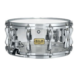 Tama LIMITED EDITION S.L.P. MIRAGE ACRYLIC Snare Drum