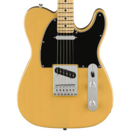 Fender Player Series Telecaster® – Maple Fretboard – Butterscotch Blonde