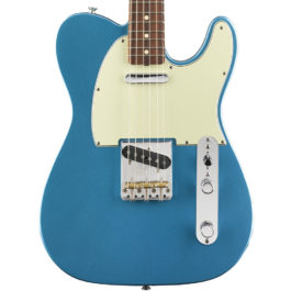 Fender Vintera '60s Telecaster® Modified – Pau Ferro Fretboard – Lake Placid Blue