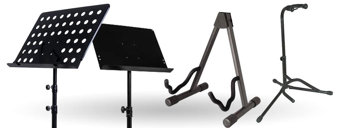 Guitar Stands & Hangers