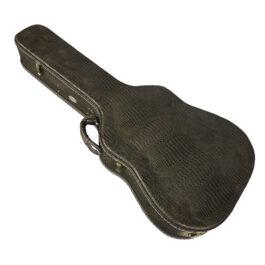 Bergen AGC-1 Snakeskin Acoustic Guitar Case