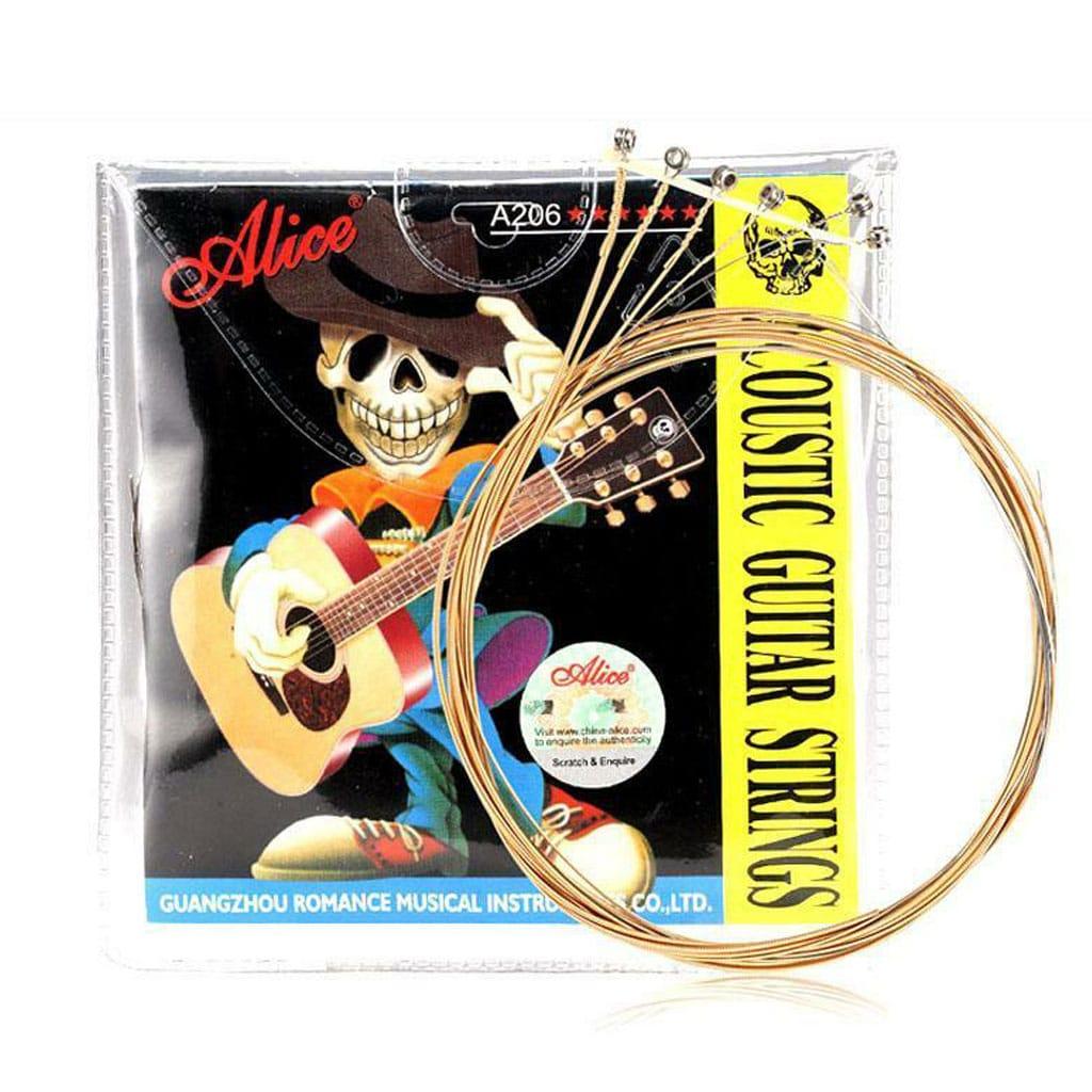 caraya alice a206l acoustic guitar strings paul bothner music musical instrument stores. Black Bedroom Furniture Sets. Home Design Ideas