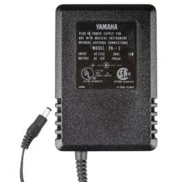 Yamaha PA-3 AC Adapter Power Supply for PSR Keyboards