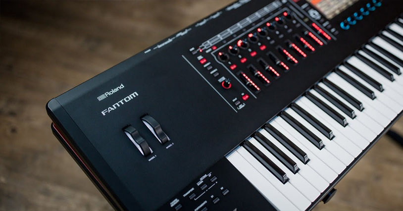 Roland Releases 2.0 Update for Fantom Synthesizers