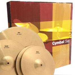 Bergen U460 Cymbal Pack