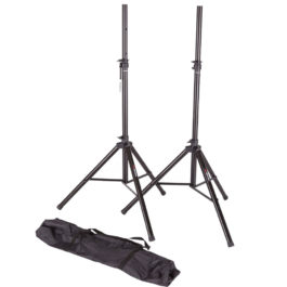 Proel FRE180KIT Speaker Stands With Carry Bag