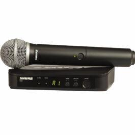 Shure BLX24E/PG58-T11  Wireless Microphone