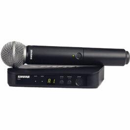 Shure BLX24E/SM58T11 Wireless Microphone