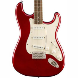 Squier CLASSIC VIBE '60S STRATOCASTER® Electric Guitar Candy Apple Red