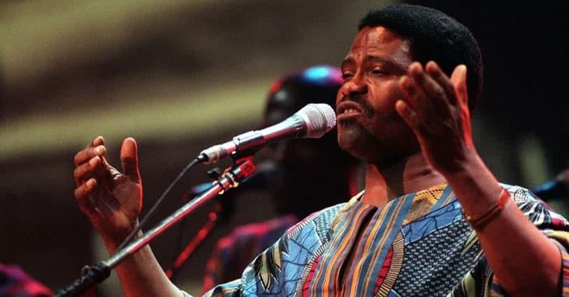 Remembering Joseph Shabalala from Ladysmith Black Mambazo