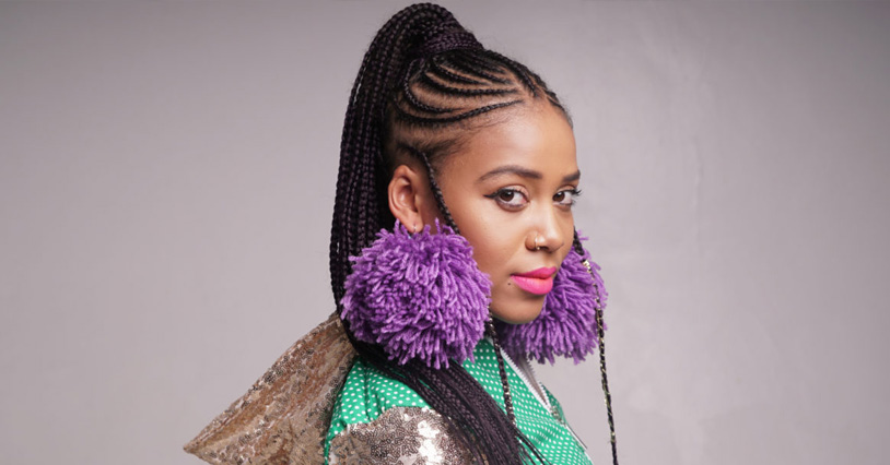 Sho Madjozi Offers Bursaries to Female Producers