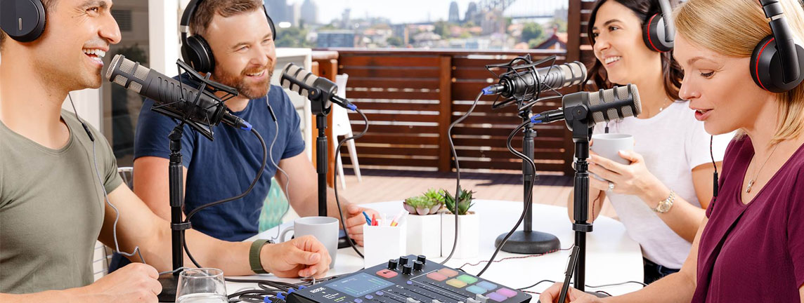Podcasting & Mobile