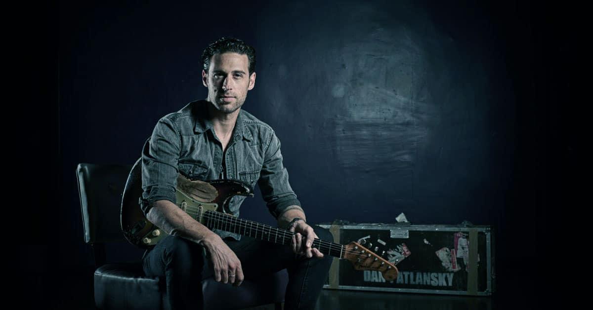 Dan Patlansky Talks Online Guitar Lessons