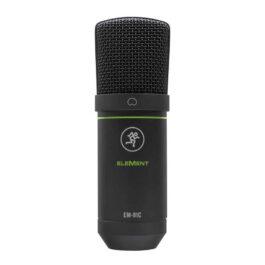 Mackie EM-91C is a large-diaphragm condenser microphone