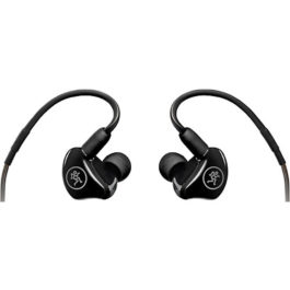 Mackie MP-220 BTA Dual Dynamic Driver In-Ear Monitors with Bluetooth Adapter