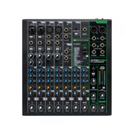 Mackie ProFX10 V3 10-channel Professional Mixer with FX