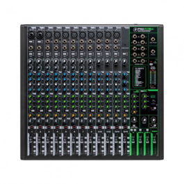Mackie ProFX16 V3 16-Channel Compact Mixer with FX