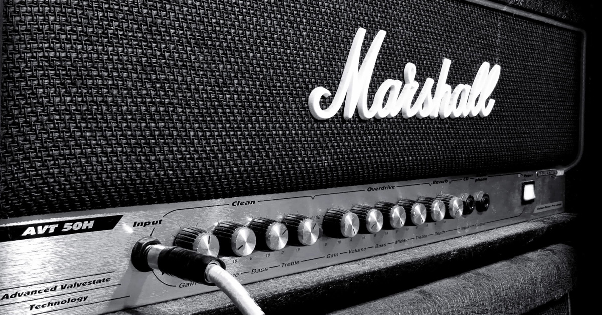 Guitar Tone 101 with Marshall Amplification