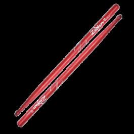 Zildjian 5AWR Drumstick 5A Wood  Red