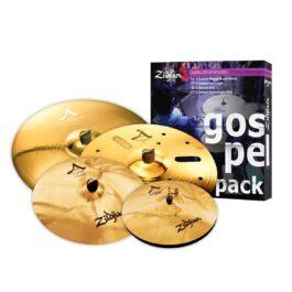 Zildjian AC0801G A Custom Cymbal Set – Gospel Pack