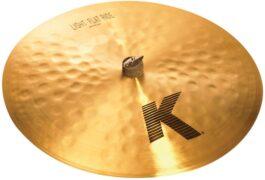 Zildjian K0818 20″ Cymbal K Light Flat Ride