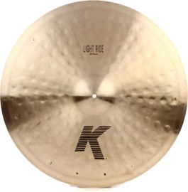 Zildjian K0834 24″ Cymbal  K Light Ride