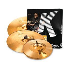 Zildjian KCH390 Cymbal Pack K Zildjian