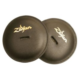 Zildjian P0751 Leather Pads  For Marching Band Cymbals