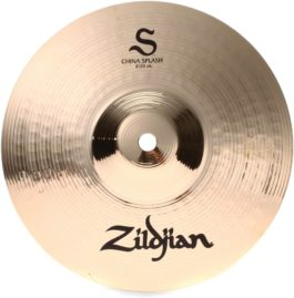 Zildjian S8CS  S-Series 8″ China Splash Cymbal