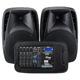 Laney AH2500D Portable PA System with Media Player and Bluetooth