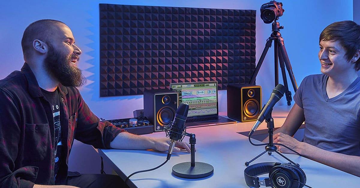 Mackie Bundles: Record, Perform, Create